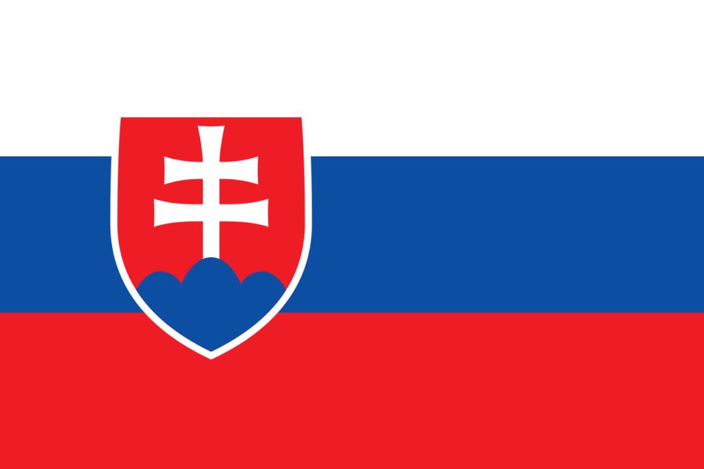 Флаг Словацкой Республики