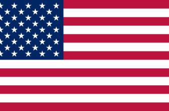 Флаг Соединённых Штатов Америки