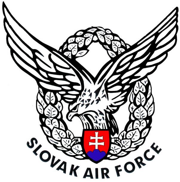Флаг ВВС Словакии
