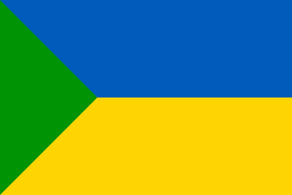 Флаг Зеленой Украины