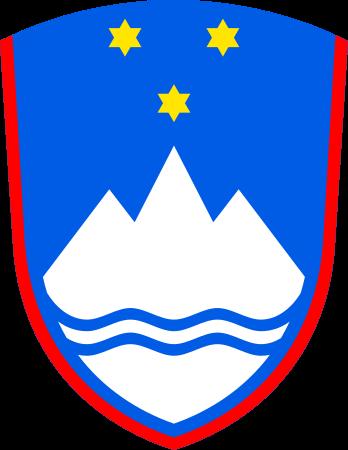 Герб Словении