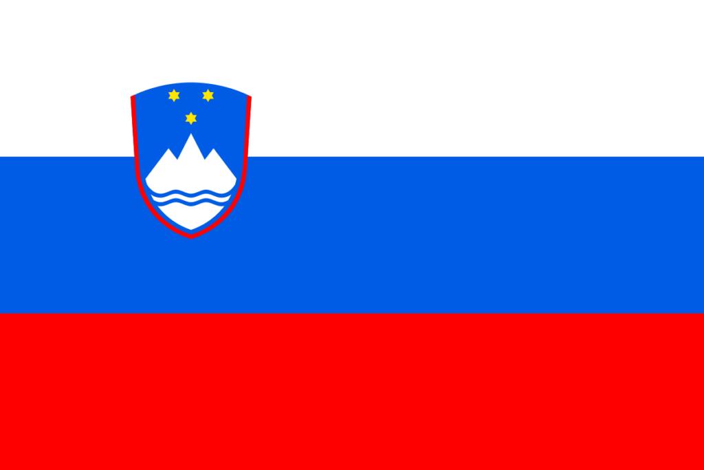 Гражданский флаг Словении