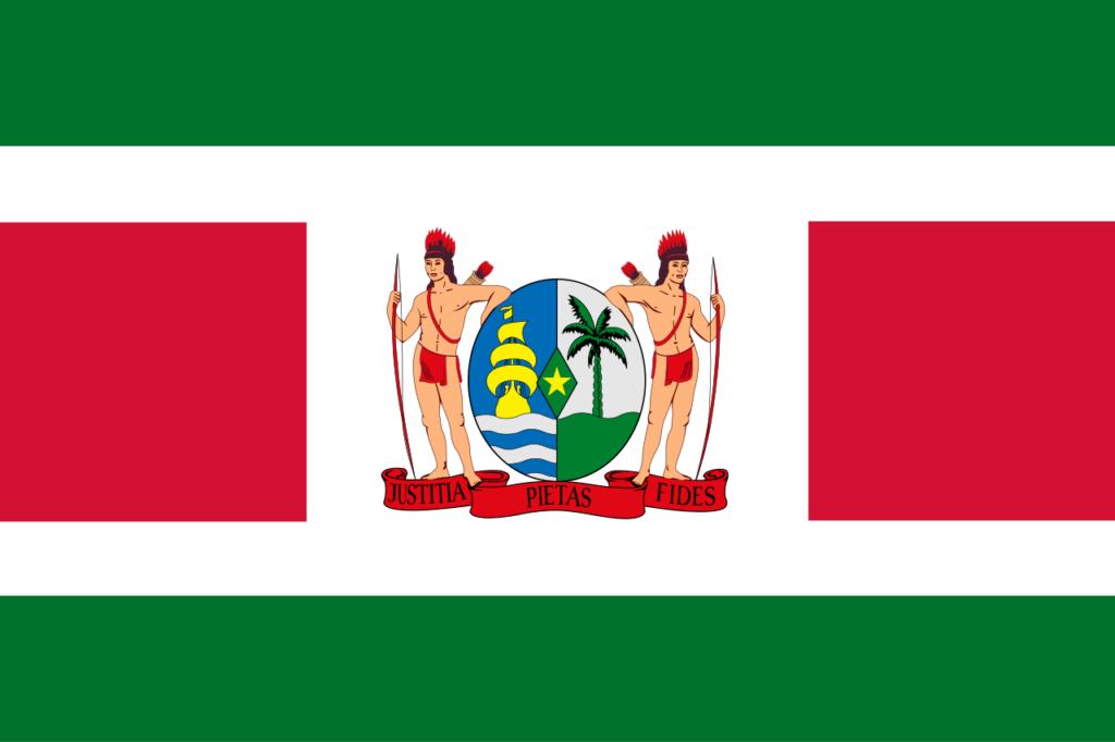 Штандарт Президента Суринама