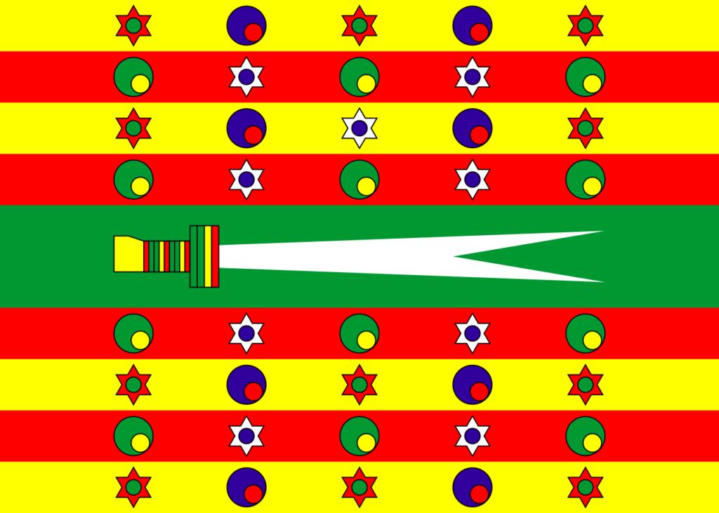 Флаг бея Туниса